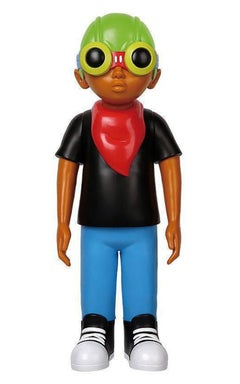 Hebru Brantley Flyboy 2018