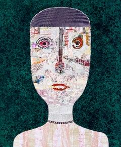 Forest Greene Cuban Figurative Portrait