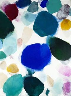 Coastline Kaleidoscope II, Painting, Acrylic on Canvas