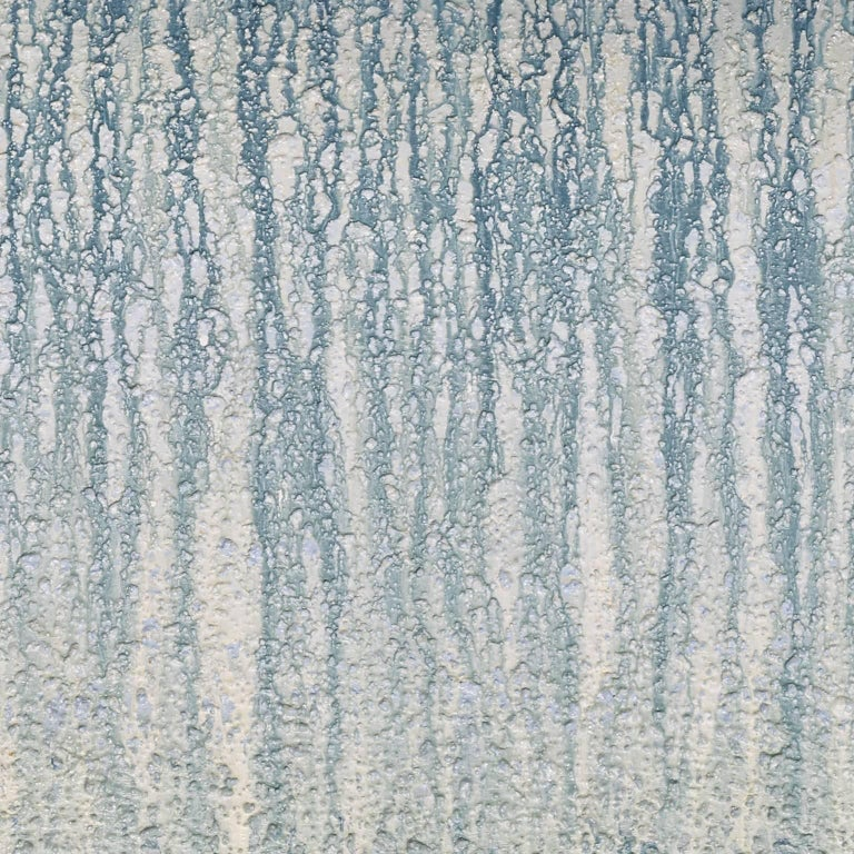 Shades of Gray - Abstract Painting by Heidi Thompson