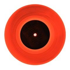 B Side Vinyl Collection, Idea (Orange) - Contemporary Pop Art Color Photogrpahy