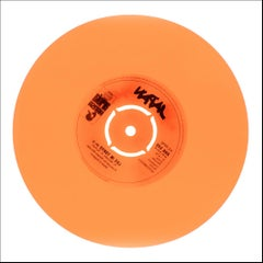 B Side Vinyl Collection, Made in England- Contemporary Pop Art Color Photogrpahy