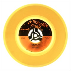 B Side Vinyl Collection, Rock 'n' Roll - Conceptual Pop Art Color Photogrpahy