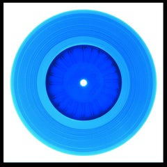 B Side Vinyl Collection, Printed in the United States (Blue)