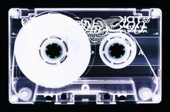 Tape Collection - Blank Tape Side A - Conceptual Color Music Art