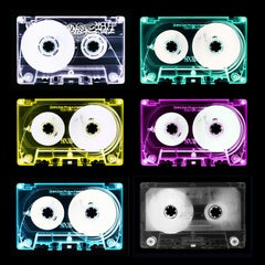 Tape Collection - Contemporary Pop Art Color Photography