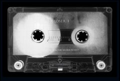 Tape Collection, Product of the 80's - Contemporary Pop Art Color Photography