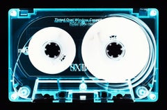 Tape Collection - Tinted Oval Window Cassette - Conceptual Color Music Art