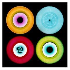 "Vinyl Collection, 12"" A Side Compilation - Pop Art Color Photography"