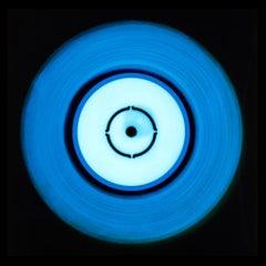 Vinyl Collection, ACR - Blue, Conceptual, Pop Art, Color Photography