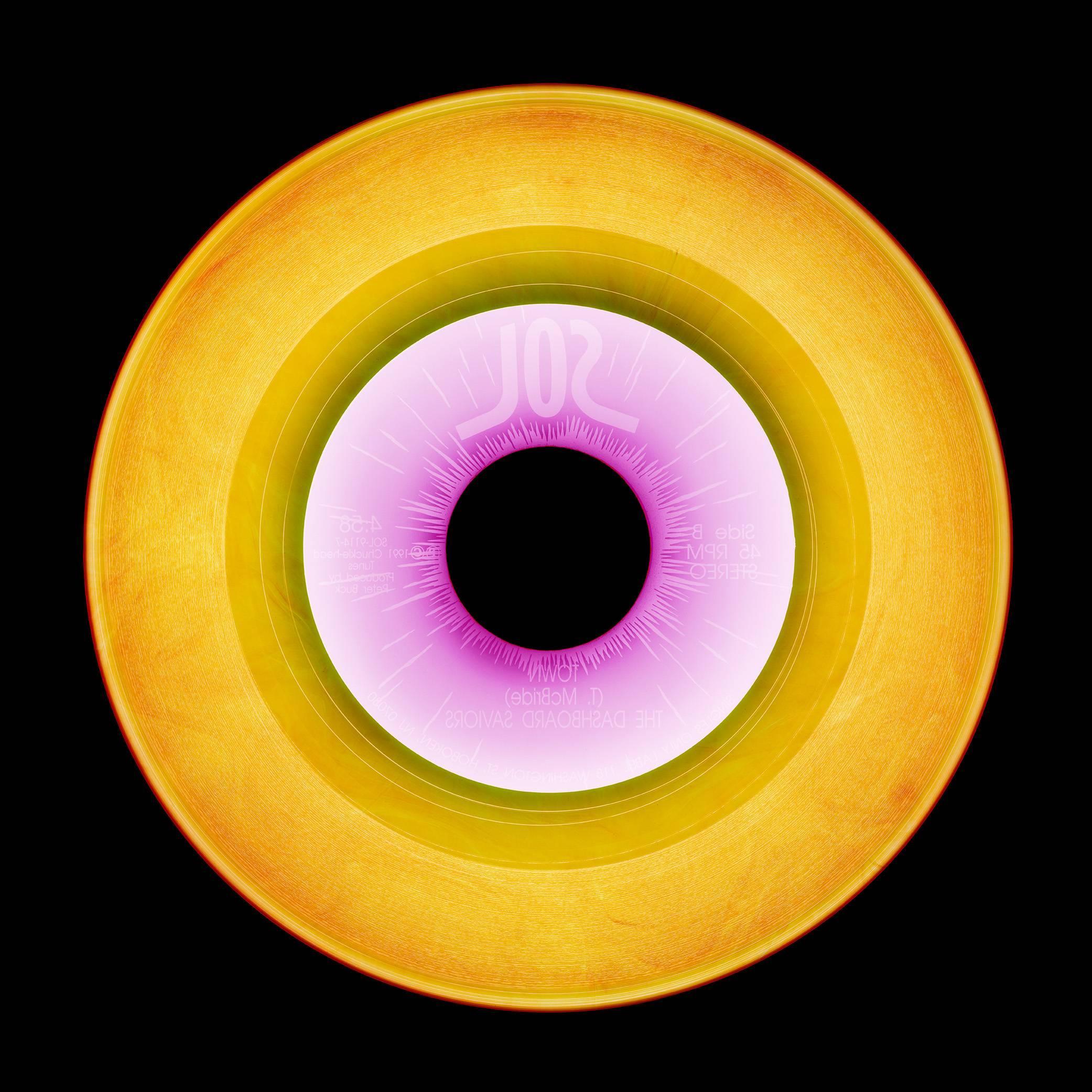 Vinyl Collection, B Side - Conceptual Pop Art Color Photography