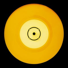Vinyl Collection, Double B Side (Sunshine) - Yellow Conceptual Color Photography