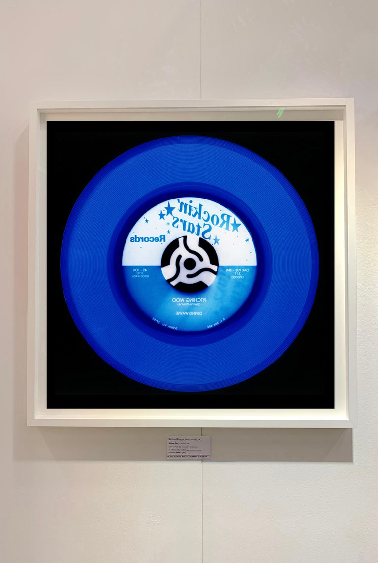Vinyl Collection Four Piece Installation - Pop Art Color Photography For Sale 9