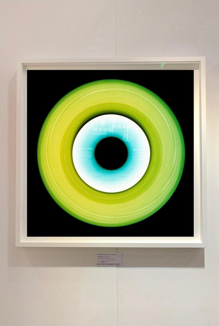Vinyl Collection Four Piece Installation - Pop Art Color Photography For Sale 10
