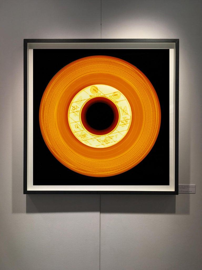 Vinyl Collection Four Piece Installation - Pop Art Color Photography For Sale 4