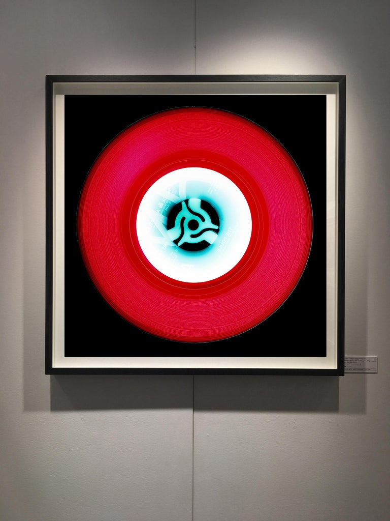Vinyl Collection Four Piece Installation - Pop Art Color Photography For Sale 5