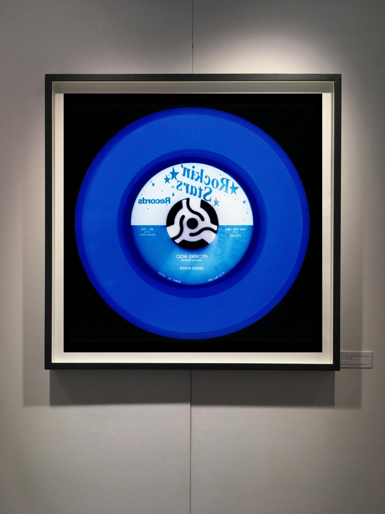 Vinyl Collection Four Piece Installation - Pop Art Color Photography For Sale 6