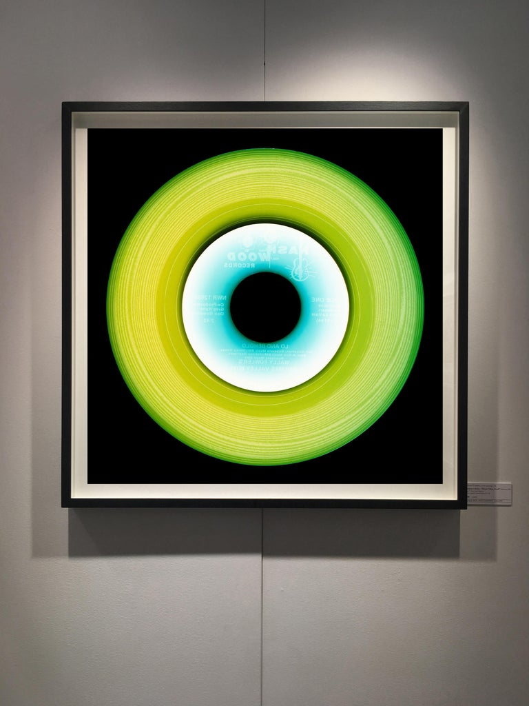 Vinyl Collection Four Piece Installation - Pop Art Color Photography For Sale 7