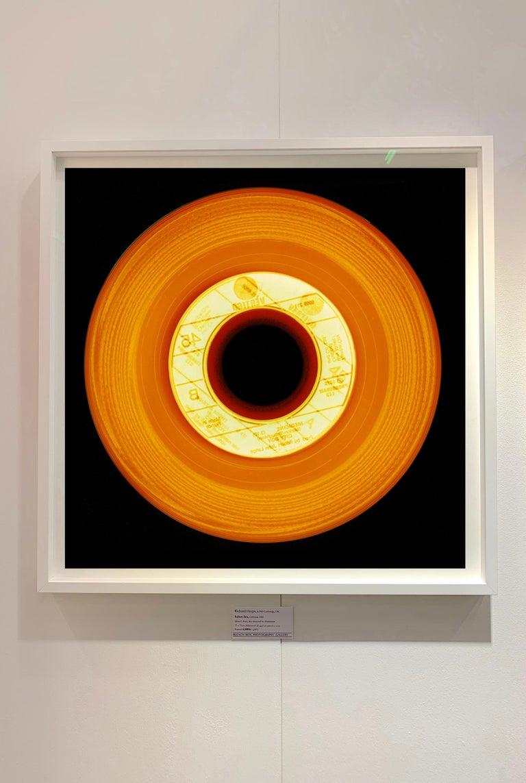 Vinyl Collection Four Piece Installation - Pop Art Color Photography For Sale 8