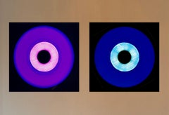 Vinyl Collection, Made in Holland Pair - Conceptual Pop Art Color Photography