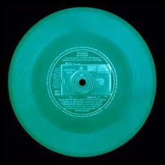 Vinyl Collection, POP! (Green) - Conceptual, Pop Art Color Photography
