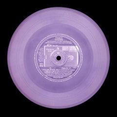 Vinyl Collection, POP! (Lilac) - Conceptual, Pop Art, Color Photography
