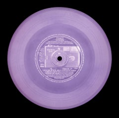 Vinyl Collection, POP! (Lilac) - Conceptual, Pop Art, Color Photography