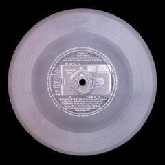 Vinyl Collection, POP! (Monochrome) - Conceptual Color Pop Art Photography