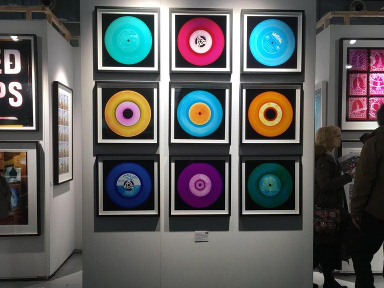 Vinyl Collection, Press Conference - Purple, Conceptual, Pop Art, Photography For Sale 3