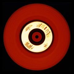 Vinyl Collection, Sound Recording - Conceptual Pop Art Color Photography