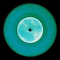 Vinyl Collection, This Side (Pastel) - Conceptual, Pop Art, Color Photography