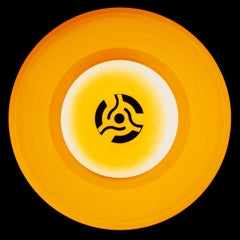 Vinyl Collection, Yellow Recording - Conceptual, Pop Art, Colour Photography