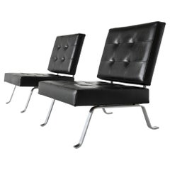 Hein Salomonson AP Originals Model AP60 Lounge Chairs Netherlands 1960