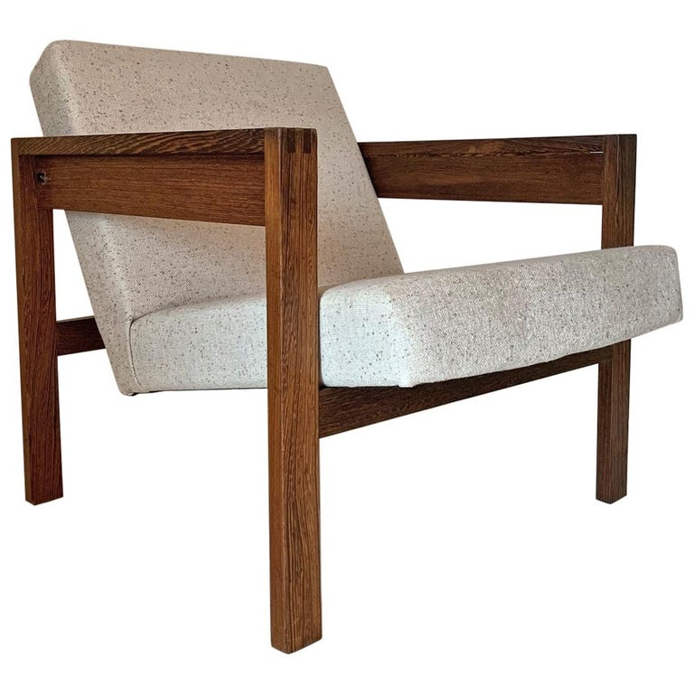 Hein Stolle Lounge Chair, 1960s For Sale