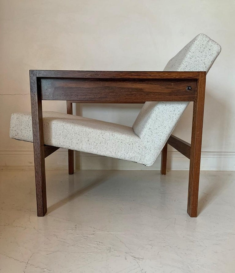 Mid-20th Century Hein Stolle Lounge Chair, 1960s For Sale