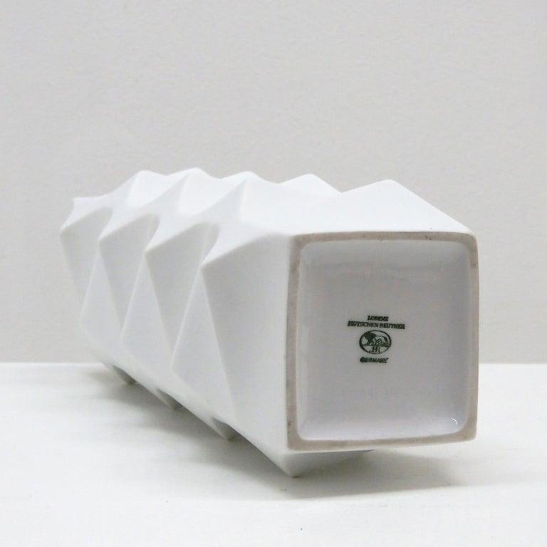 Porcelain Heinrich Fuchs Vase