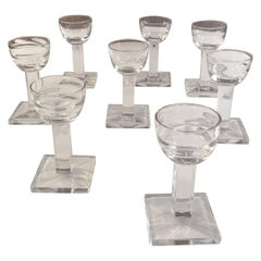 Heisey Style Liqour Glasses Set of 8