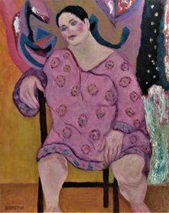 Untitled, Woman Sitting