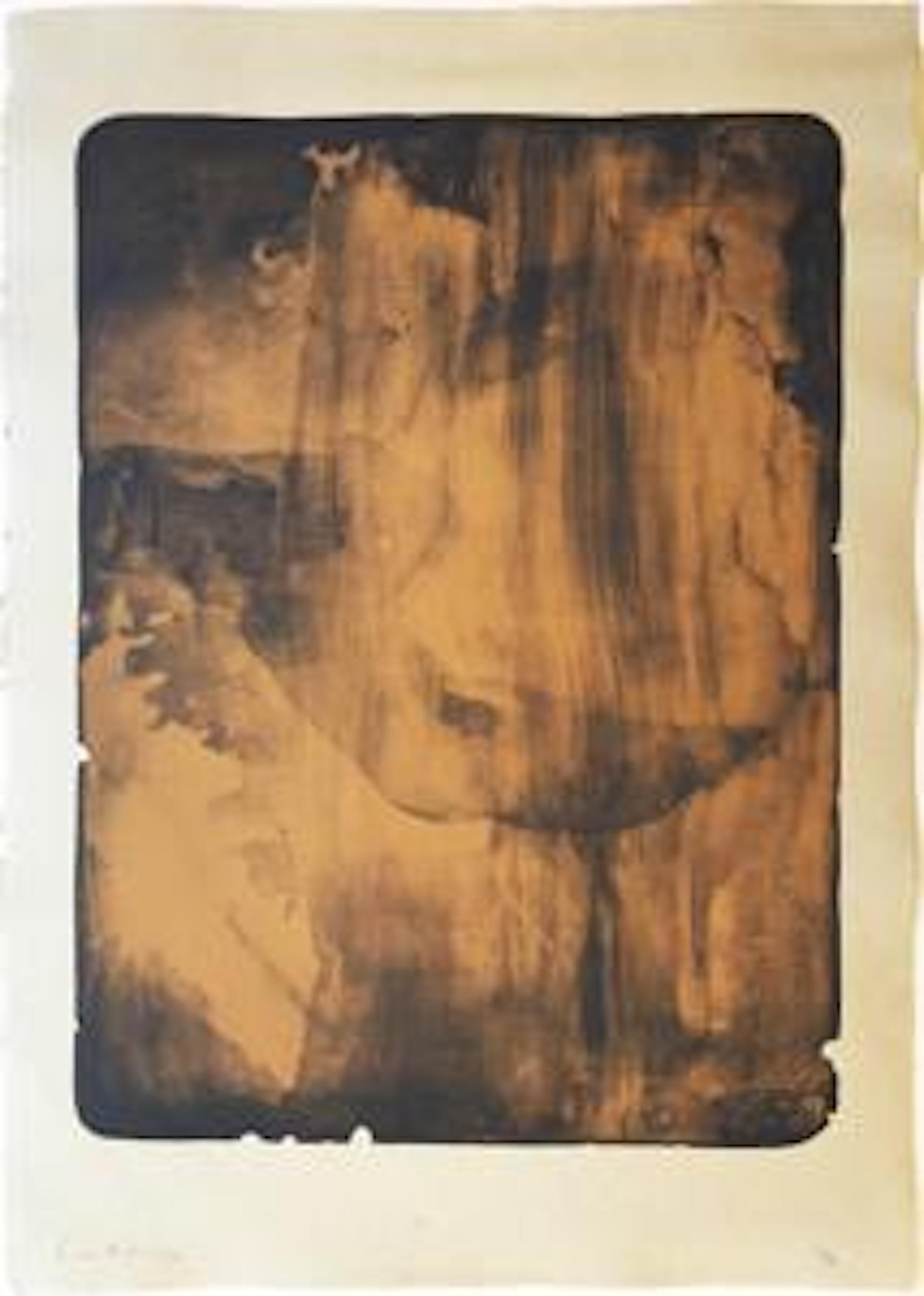 Art print POSTER CANVAS premonition 2007