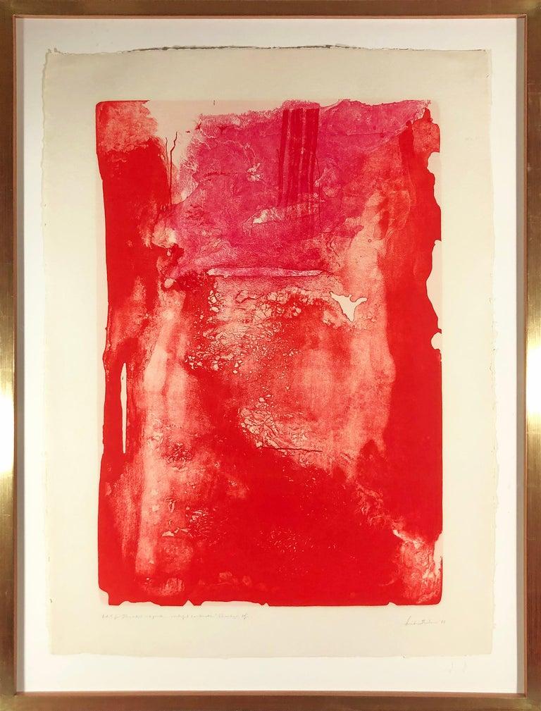 Divertimento - Print by Helen Frankenthaler