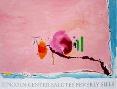 Flirt, 2003 Lincoln Center Beverly Sills Salute's Silkscreen
