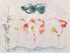 Helen Frankenthaler 'Aerie' Limited Edition Abstract Expressionist Print