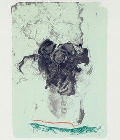 """Helen Frankenthaler """"Reflexions XI"""" Lithograph"""