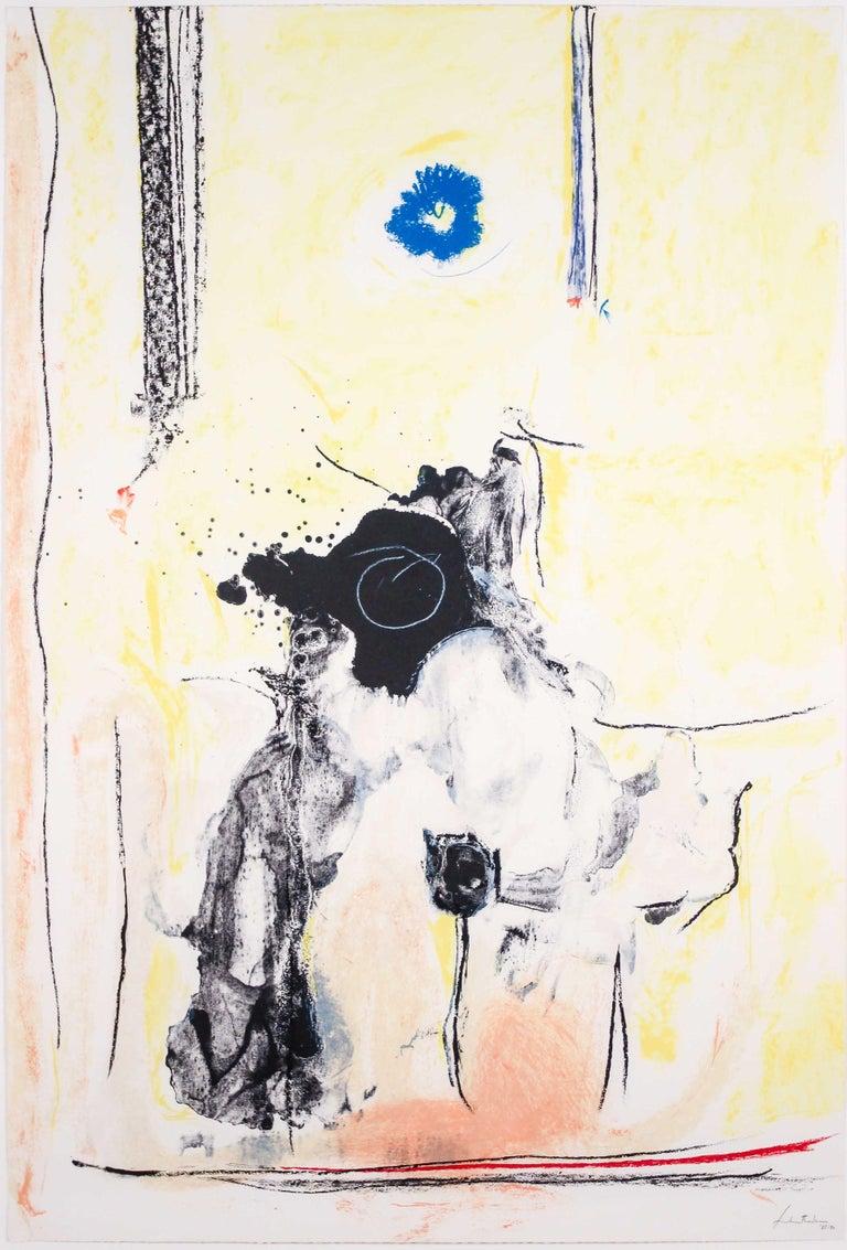 Helen Frankenthaler Print - Madame de Pompadour