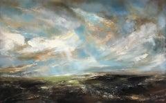 Helen Howells, Dreaming of the Mountains, Original Landscape Art, Art Online