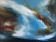 Helen Langfield, Calling of the  Sea, Original Painting, Landscape, Seascape,