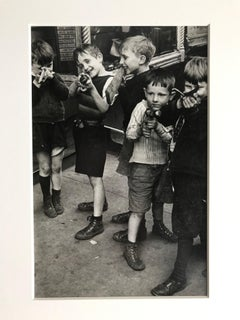 Boys With Guns, New York City,