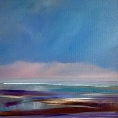 Helen Robinson, The Wave, Original seascape painting