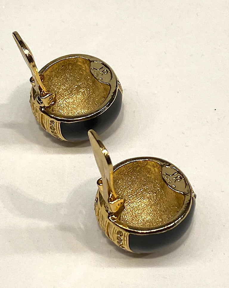 Helena Rubinstein Earring and Brooch Set For Sale 6