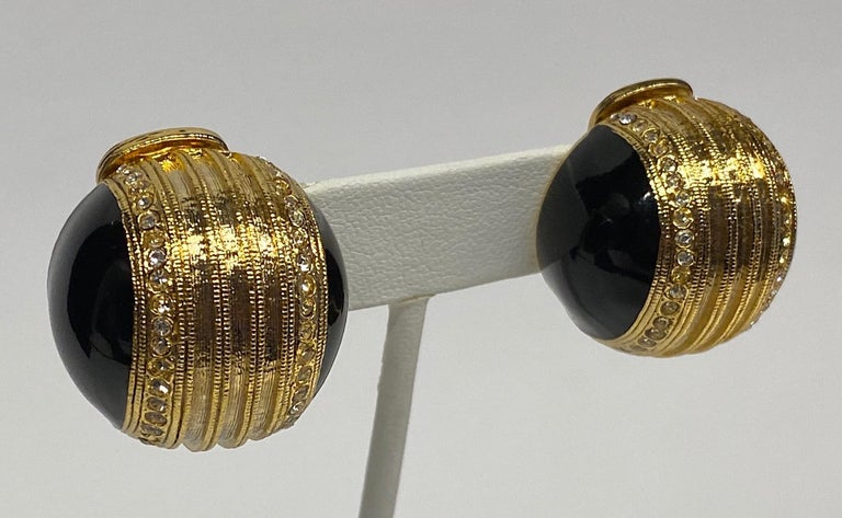 Helena Rubinstein Earring and Brooch Set For Sale 8